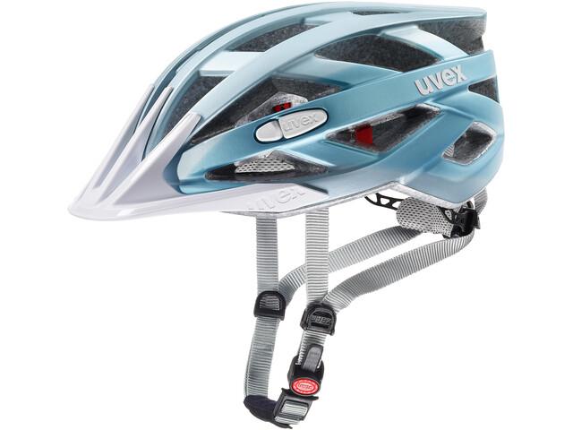 UVEX I-VO CC - Casco de bicicleta - Azul petróleo